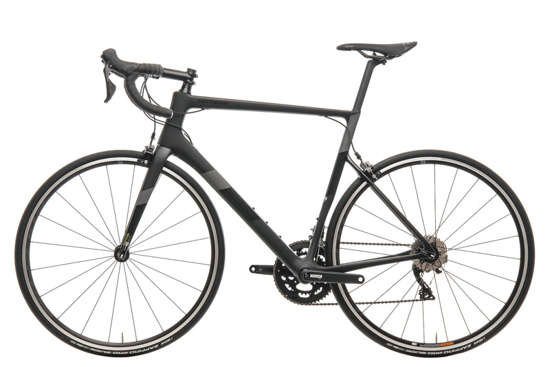 Cannondale SuperSix EVO 105 Road Bike - 2020, 58cm non-drive side