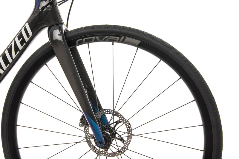 Specialized Roubaix Expert Road Bike - 2018, 56cm front wheel