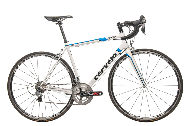Cervelo R3 Road Bike - 2012, 54cm drive side