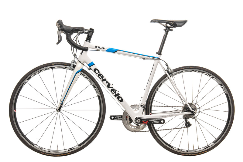 Cervelo R3 Road Bike - 2012, 54cm non-drive side