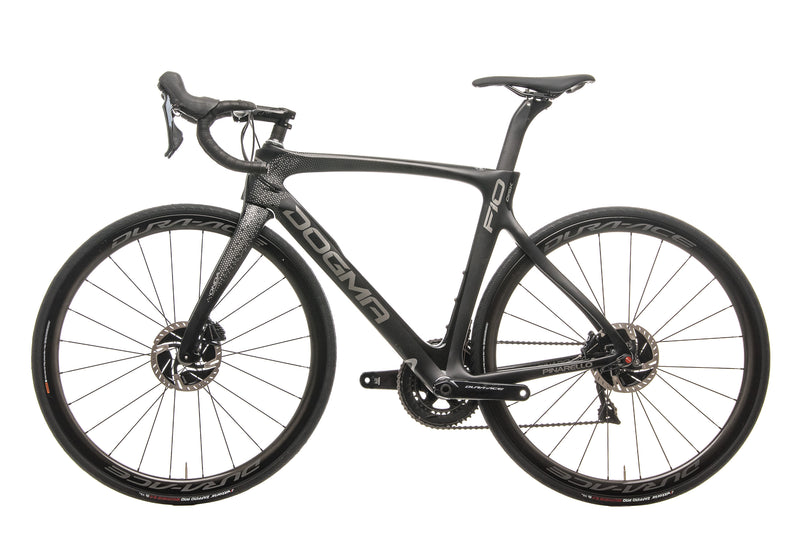 Pinarello Dogma F10 Disk Road Bike - 2018, 53cm non-drive side