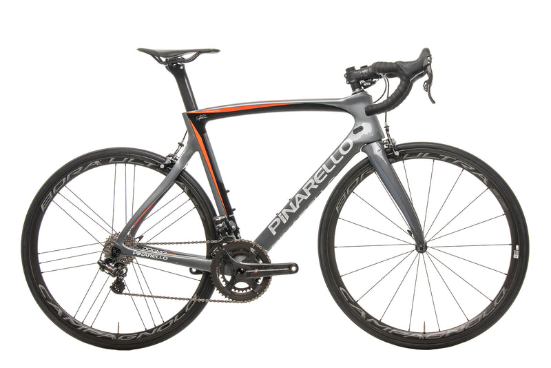 Pinarello Dogma F8 Road Bike - 2015, 56cm drive side