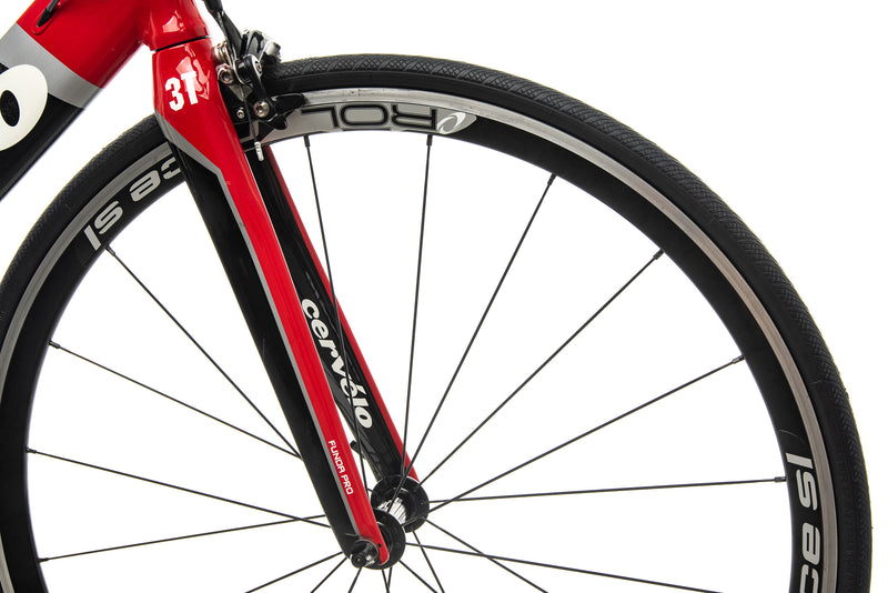 Cervelo S1 Road Bike - 2010, 58cm front wheel