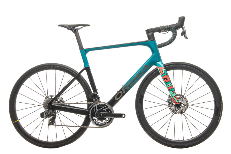 Orbea Orca M11eLTD-D Road Bike - 2020, 57cm drive side