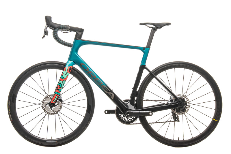 Orbea Orca M11eLTD-D Road Bike - 2020, 57cm non-drive side
