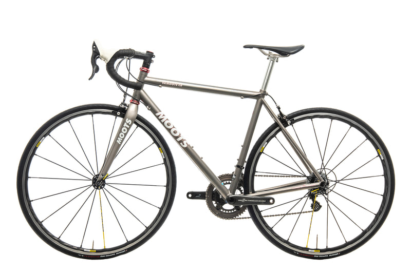 Moots Vamoots CR Road Bike - 2012, 54cm non-drive side