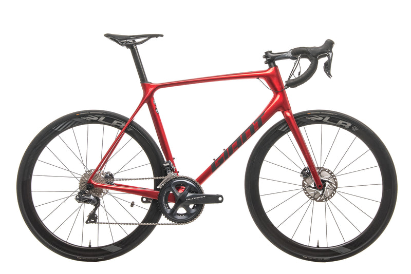 Giant TCR Advanced Pro 1 Disc Road Bike - 2020, X-Large drive side