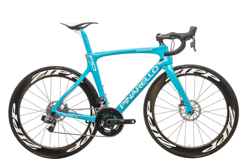 Pinarello Dogma F10 Disk Road Bike - 2019, 54cm drive side