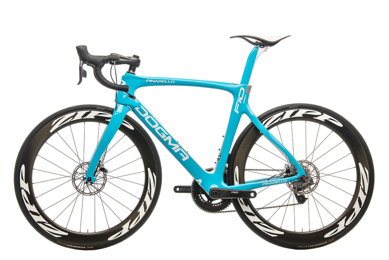 Pinarello Dogma F10 Disk Road Bike - 2019, 54cm non-drive side