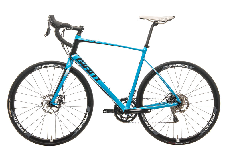 Giant Defy 1 Disc Road Bike - 2016, Large non-drive side