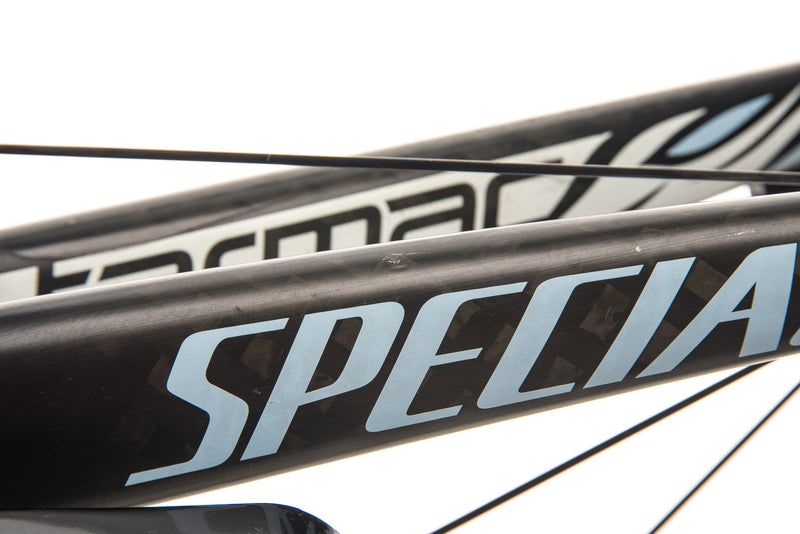 Specialized Tarmac Elite Mid-Compact Team Saxo Road Bike - 2012, 54cm detail 3