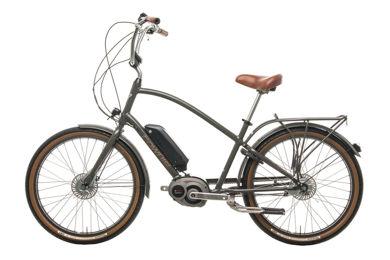 Electra Townie Go! 8i Cruiser E-Bike - 2016, One Size non-drive side