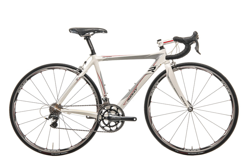 Ridley Asteria Womens Road Bike - 2013, Small drive side