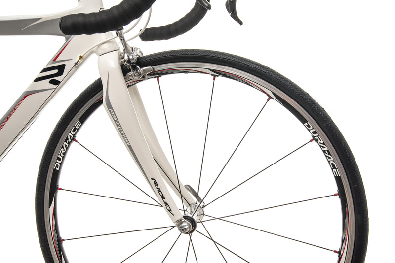Ridley Asteria Womens Road Bike - 2013, Small front wheel