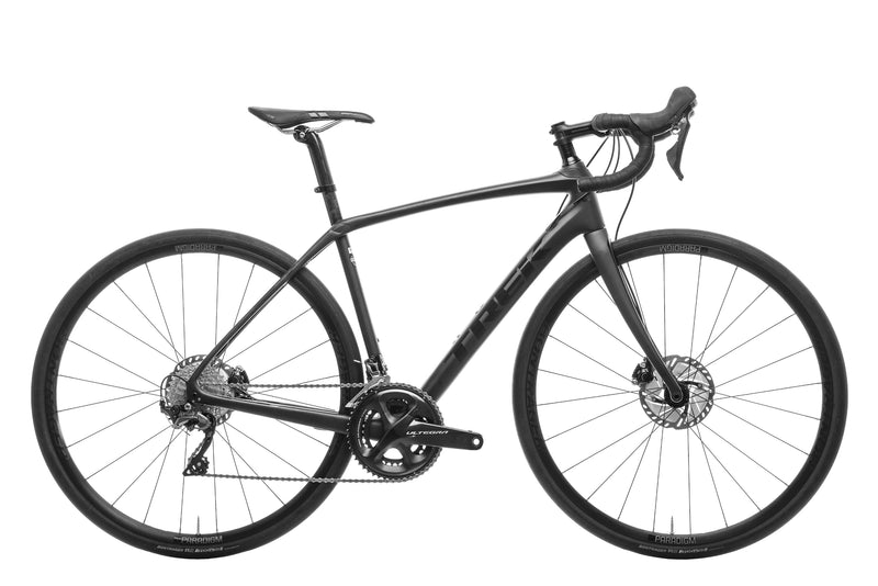 Trek Domane SL 6 Disc Road Bike - 2018, 52cm drive side