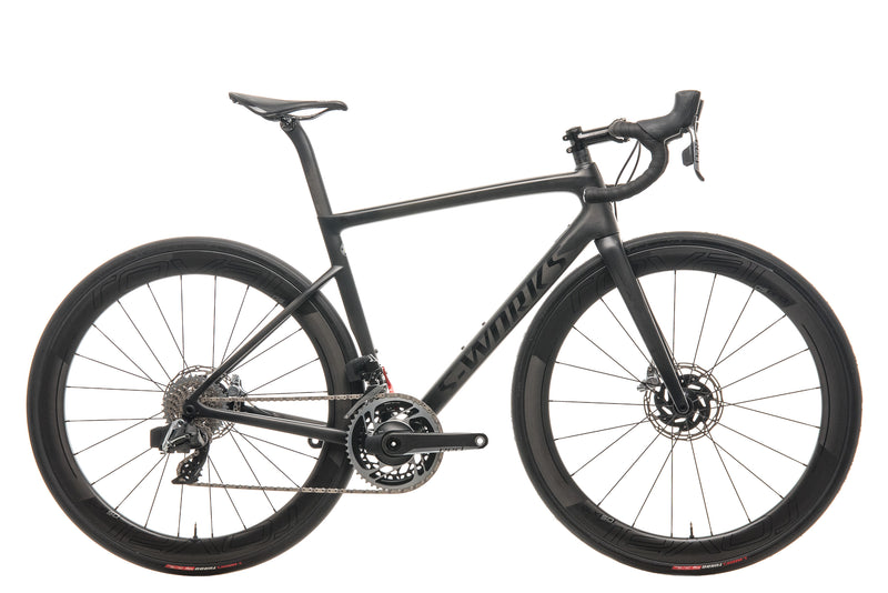 Specialized S-Works Tarmac SRAM Red eTap AXS Road Bike - 2020, 54cm drive side