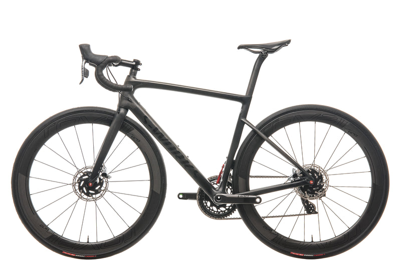 Specialized S-Works Tarmac SRAM Red eTap AXS Road Bike - 2020, 54cm non-drive side