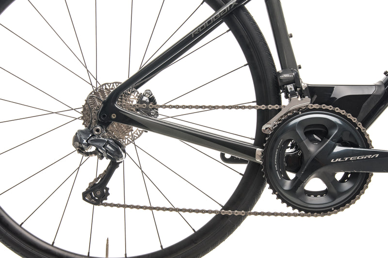 Specialized Roubaix Expert Road Bike - 2018, 49cm drivetrain