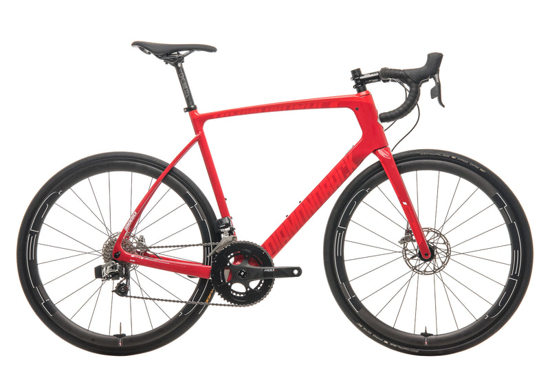Diamondback Podium Equipe Road Bike - 2018, 58cm drive side