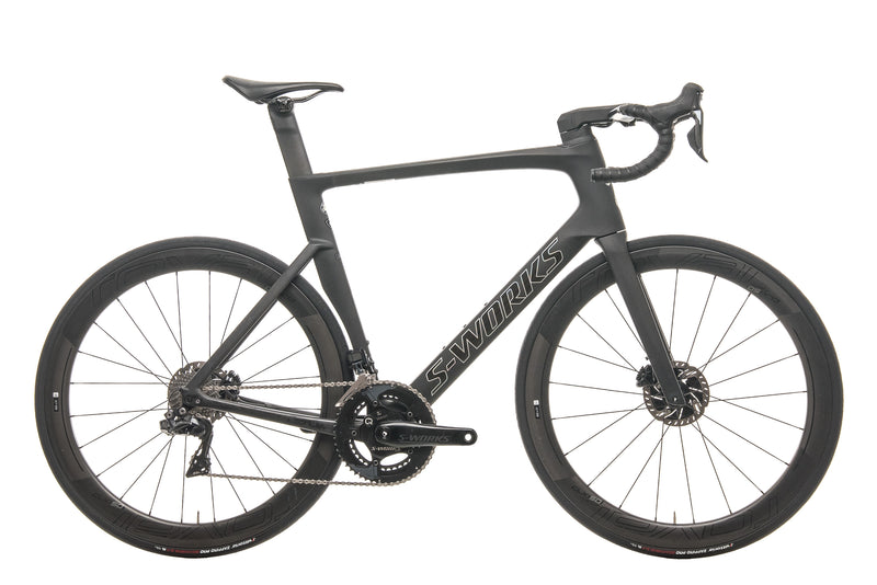 Specialized S-Works Venge Disc Di2 Road Bike - 2019, 61cm drive side