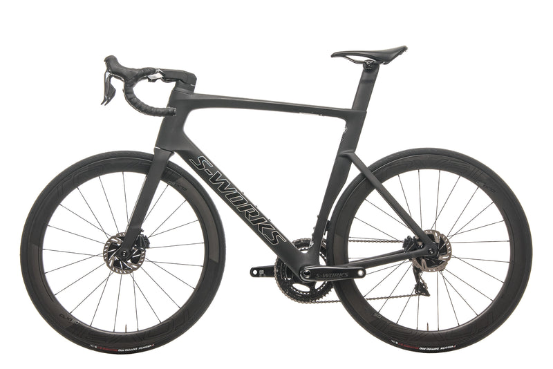 Specialized S-Works Venge Disc Di2 Road Bike - 2019, 61cm non-drive side