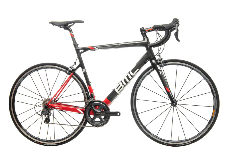 BMC Teammachine SLR02 Ultegra Road Bike - 2014, 57cm drive side