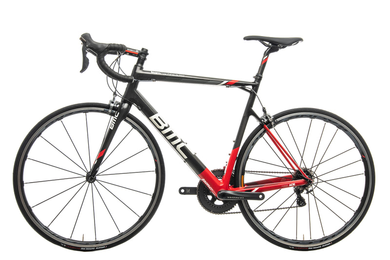 BMC Teammachine SLR02 Ultegra Road Bike - 2014, 57cm non-drive side