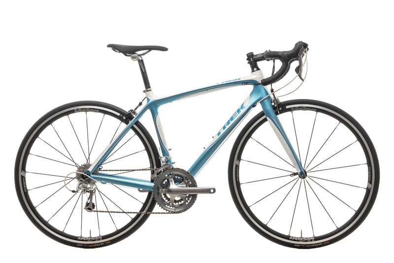 Trek Madone 4.5 WSD Womens Road Bike - 2009, 50cm drive side