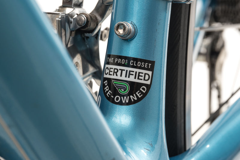 Trek Madone 4.5 WSD Womens Road Bike - 2009, 50cm sticker