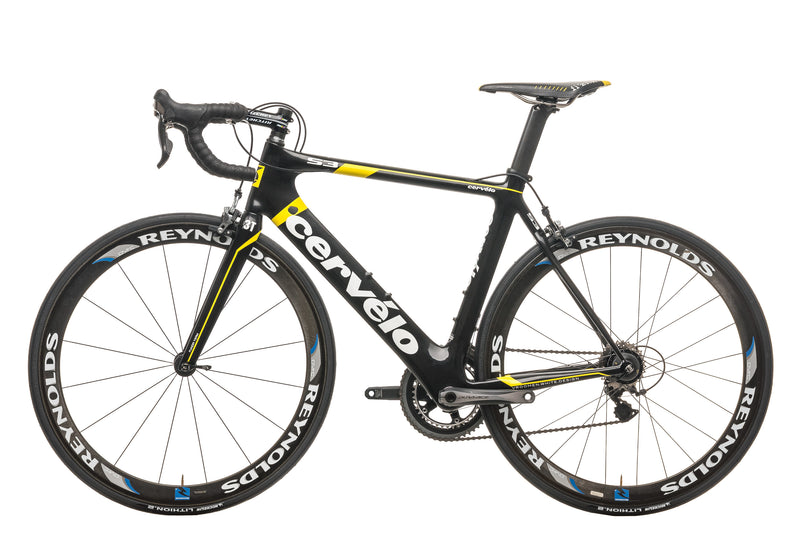 Cervelo S3 TDF LTD Road Bike - 2009, 56cm non-drive side