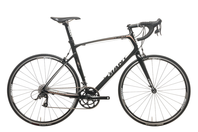 Giant Defy Composite 2 Road Bike - 2013, Large drive side