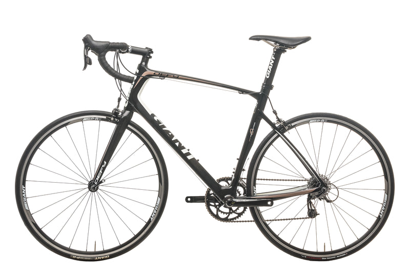 Giant Defy Composite 2 Road Bike - 2013, Large non-drive side
