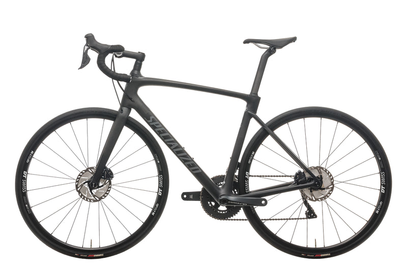 Specialized Roubaix Comp UDi2 Road Bike - 2020, 56cm non-drive side