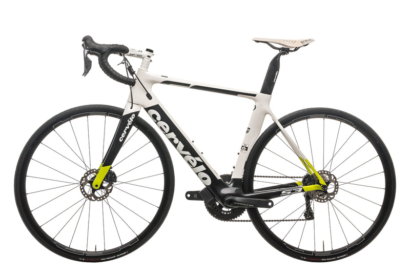 Cervelo S3 Disc Road Bike - 2017, 54cm non-drive side