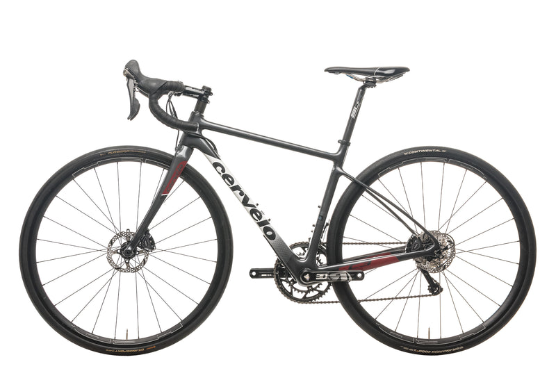Cervelo C3 Ultegra Disc Road Bike - 2017, 48cm non-drive side