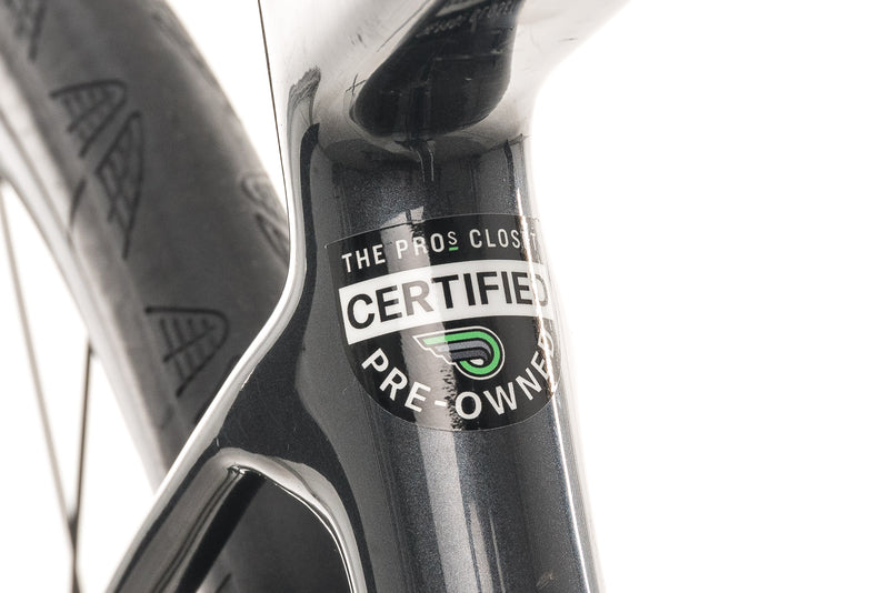 Cervelo C3 Ultegra Disc Road Bike - 2017, 48cm sticker