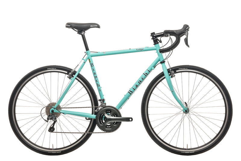 Bianchi Volpe Classic All-Road Bike - 2019, 55cm drive side