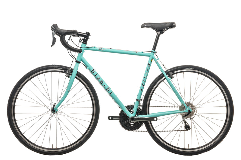 Bianchi Volpe Classic All-Road Bike - 2019, 55cm non-drive side