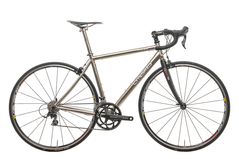 Lynskey R230 Road Bike - 2011, Small drive side