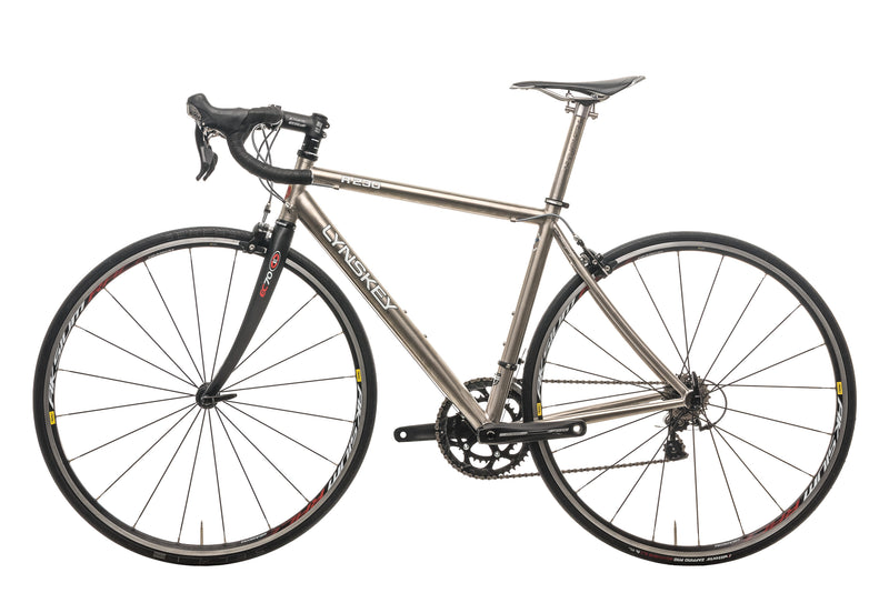 Lynskey R230 Road Bike - 2011, Small non-drive side