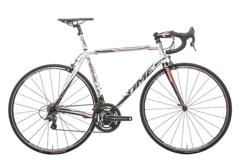 Time VRS Vibraser Road Bike - 2010, Medium drive side