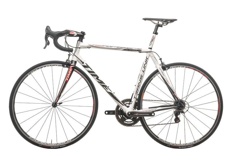 Time VRS Vibraser Road Bike - 2010, Medium non-drive side
