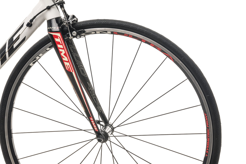 Time VRS Vibraser Road Bike - 2010, Medium front wheel