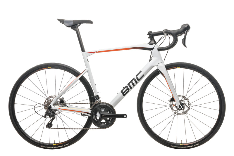 BMC Roadmachine 3 Road Bike - 2018, 56cm drive side