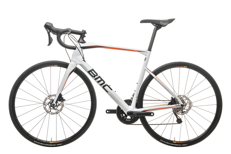 BMC Roadmachine 3 Road Bike - 2018, 56cm non-drive side