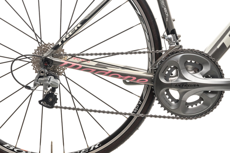 Trek Madone 5.9 Womens Road Bike - 2011, 47cm drivetrain
