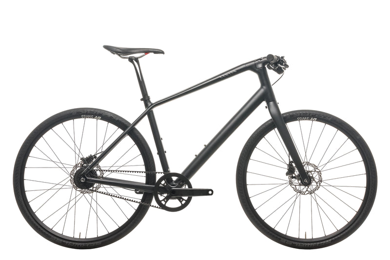 Canyon Urban 8.0 Commuter Bike - 2019, Medium drive side