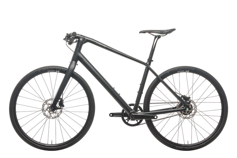 Canyon Urban 8.0 Commuter Bike - 2019, Medium non-drive side
