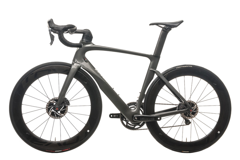 Specialized Venge ViAS Pro Ultegra Di2 Road Bike - 2017, 56cm non-drive side