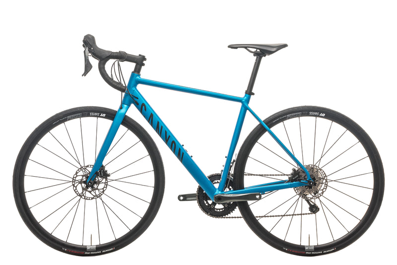 Canyon Endurace AL Disc 6.0 Road Bike - 2020, Small non-drive side